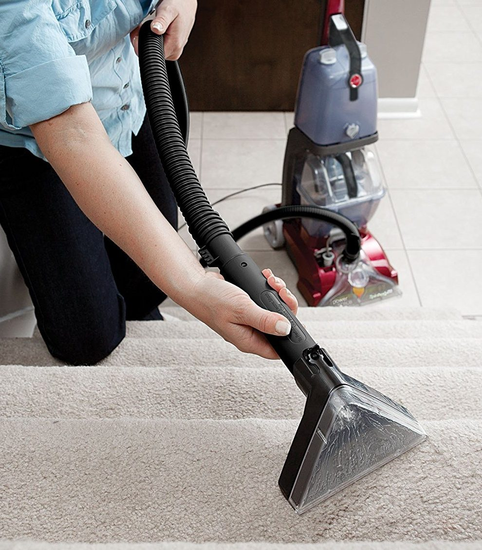 best carpet cleaner machine 2017