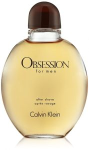 Calvin Klein- Obsession for Men