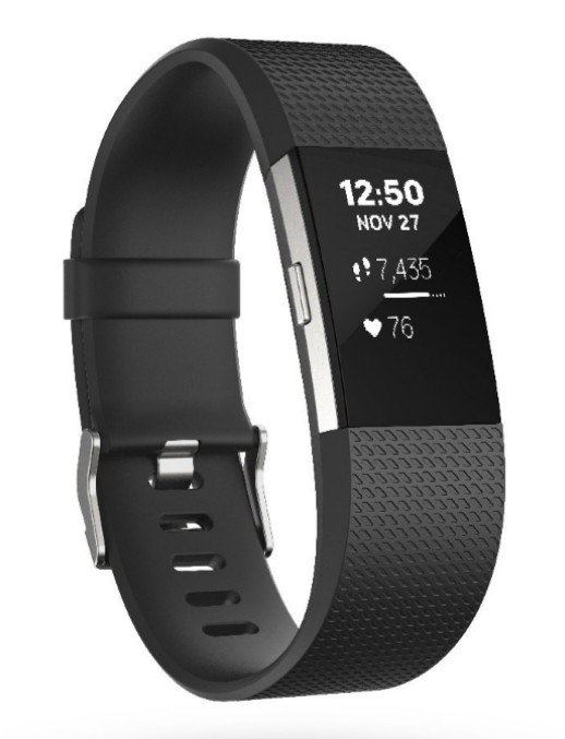 Fitbit Charge 2 Fitness Trackers