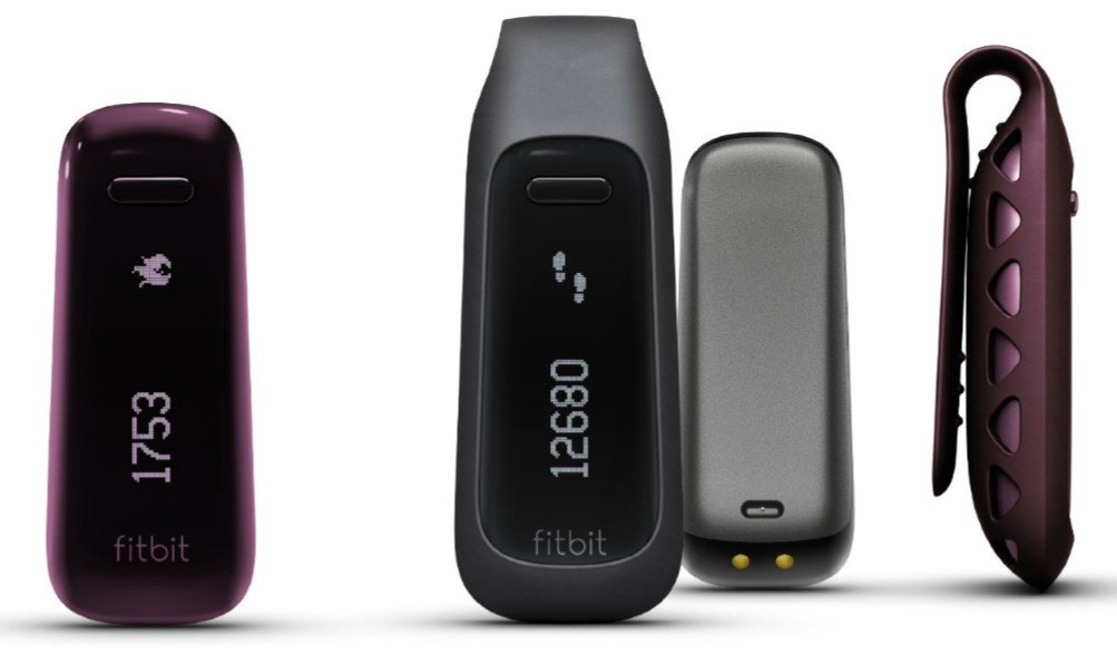 Fitbit One Wireless Activity Plus Sleep Tracker