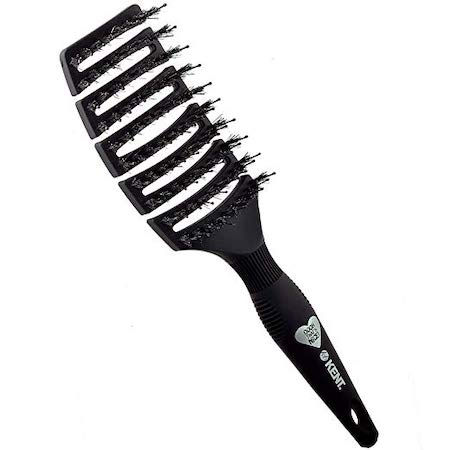 Kent OOOH Curved and Vented Hair Brushes
