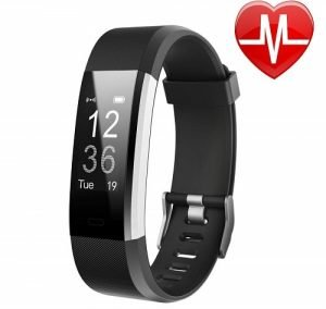 Letsfit Fitness Tracker HR Monitor