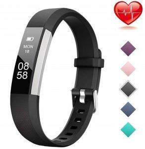 Lintelek Fitness Tracker, Slim Activity Tracker