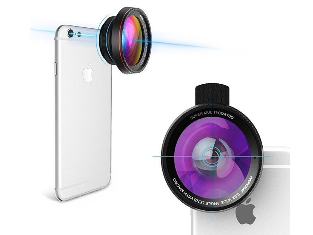 Top 9 Best Smart Phone Camera Lens in 2017