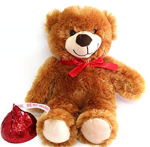Cute Stuffed Teddy Bear - Valentine's day gift