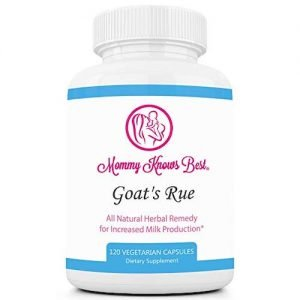 Goats Rue Lactation Supplement for Breastfeeding Moms