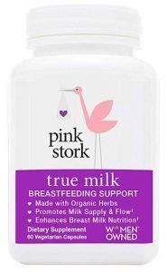 Pink Stork True Milk