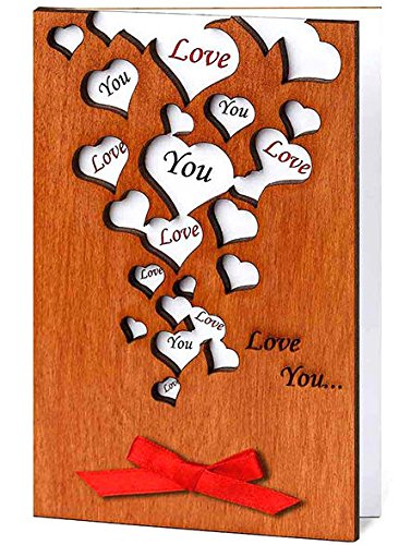 Romantic Card - Valentine's day gift