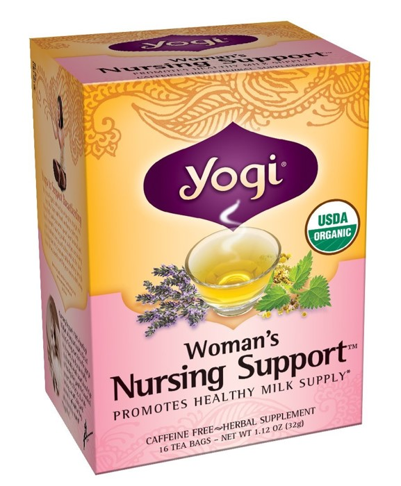 Yogi Woman's Nursing Support Tea