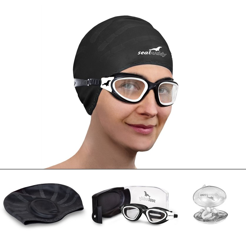 SealBuddy Panoramic Premium Swimming Googles