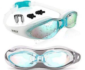 U-FIT Performance Swimming Goggles