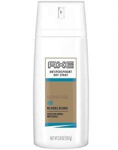 AXE White Label Dry Spray Antiperspirant Deodorants for Men
