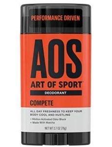 Art of Sport Men's Deodorant