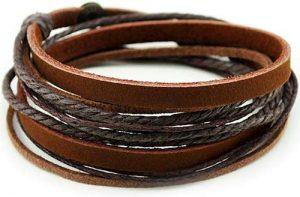 FRD.2Y Genuine Leather Bracelet