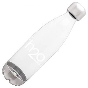 H2O Basics Tritan Non Toxic Plastic Sports Water Bottle