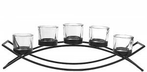 Seraphic 5-Cup Centerpiece Candle Holder