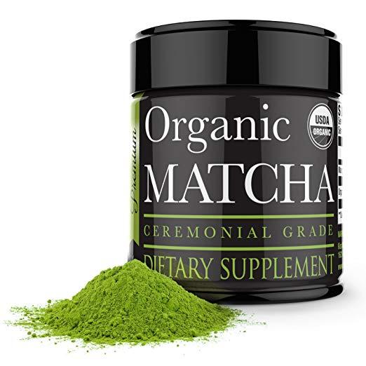 Ceremonial Matcha Green Tea Powder