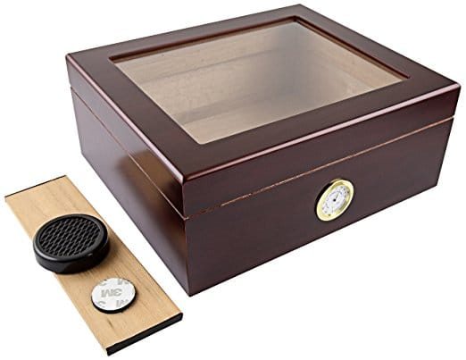7 Best Cigar Humidor Reviews in 2017