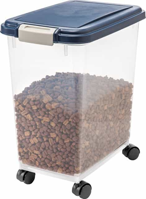 Top 7 Best Dog Food Storage Container Reviews 2017