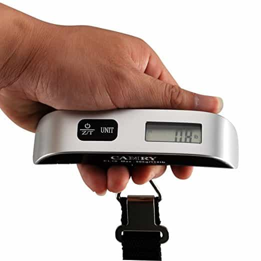 Top 7 Best Digital Luggage Scale Reviews in 2017