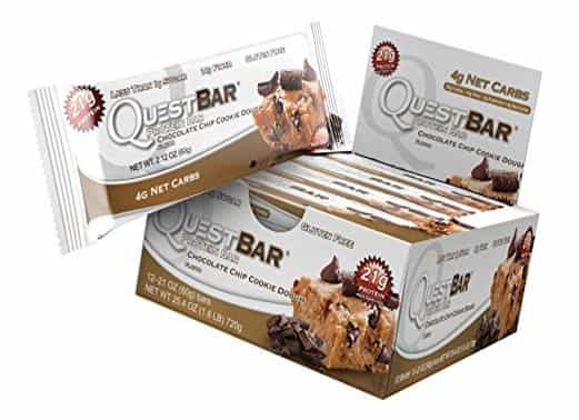 Top 7 Best Protein Bars Review for Energy Building in 2017