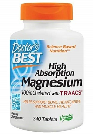 Doctor'sBest High Absorption Magnesium