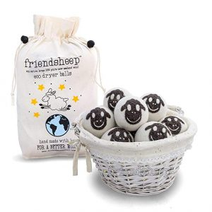 Friendsheep Organic Eco Wool Dryer Balls