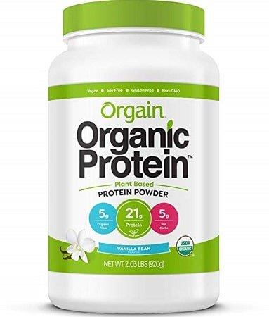 Orgain Organic-Plant Based Protein Powder