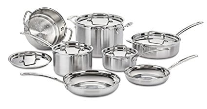 Top 7 Best Cookware Sets to Buy in 2017