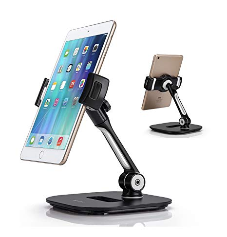 AboveTEK Stylish Aluminum Tablet, Cell Phone, ipad  Stand