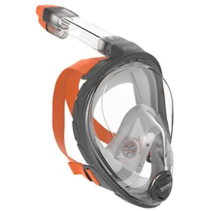 Top 7 Best Diving Snorkeling Mask Reviews 2017