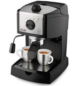 DeLonghi EC155 15 BAR Pump Espresso Coffee Makers