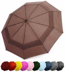 EEZ-Y Compact Windproof Travel Umbrella