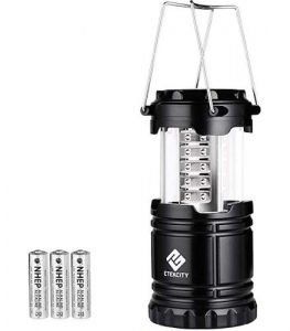 Etekcity CL10 Portable LED Camping Lantern Review