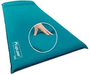 Lightspeed Outdoors Self-Inflating Camp Pad