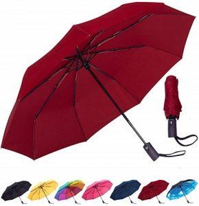 Rain-Mate Compact Travel Windproof Umbrella