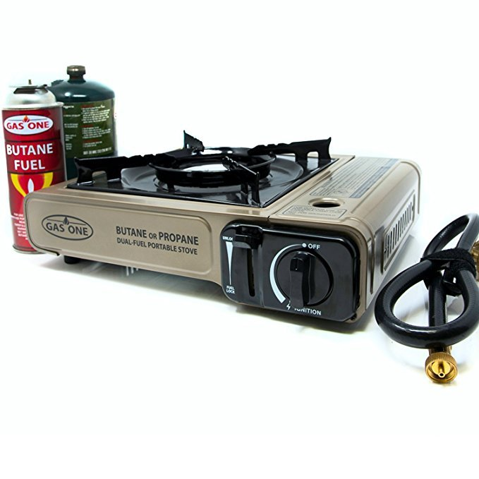 Gas One GS-3400P Propane and Butane Camp Stove
