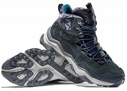Rax Men's Wild Wolf Waterproof Lightweight Hiking shoes