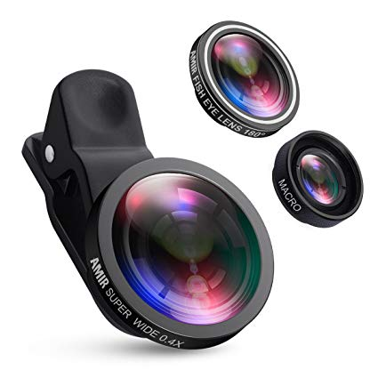 AMIR 3 in 2 HD Camera Lens