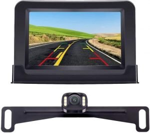 Amtifo A2 HD 720 Backup Camera