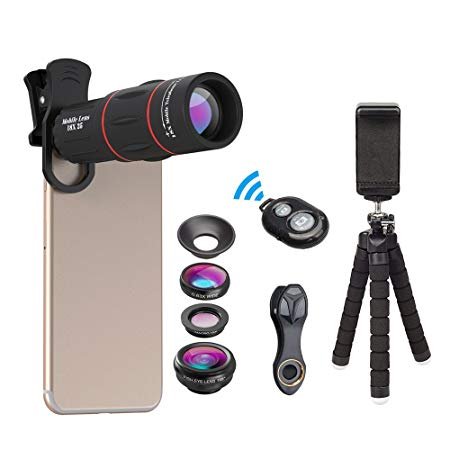Apexel Phone Photography Lens Kit