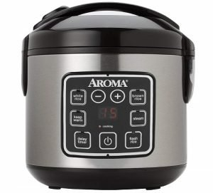 Aroma Housewares ARC-914SBD Digital Cool Touch Rice Cooker