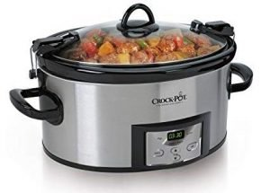 Crock-Pot 6 Quart Best Slow Cooker