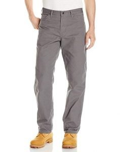 Dickies Men's Straight-Leg Duck Carpenter Jean