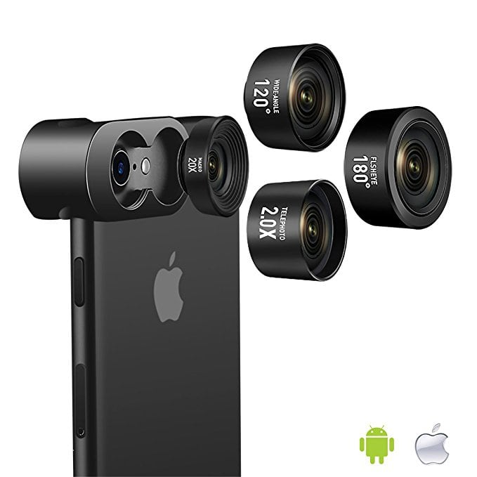 Jopree 4 in 1 Smart phone Lens