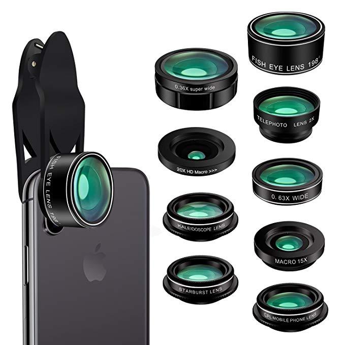 Kaiess Super Wide Angle Lens