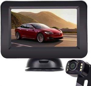 LeeKooLuu Backup Camera and Monitor Kit