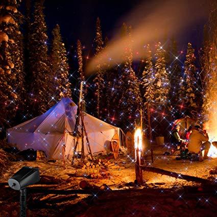 Starry Laser Light Landscape Projector Lights