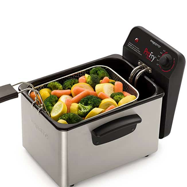 Top 7 Best Home Deep Fryer Reviews l Buying Guide