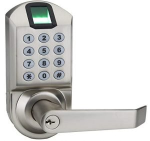 Ardwolf Biometric Fingerprint Door Lock